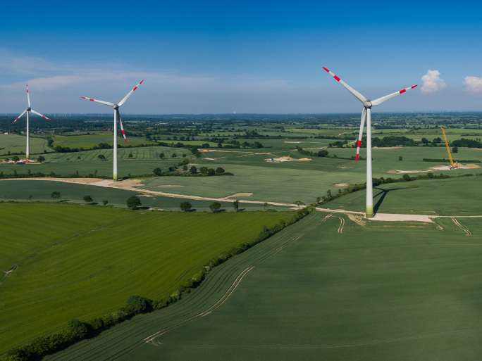 Windpark Obernwohlde 1/6